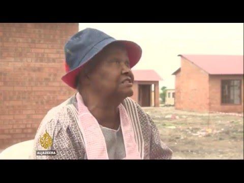 Marikana miners decry government's housing distribution