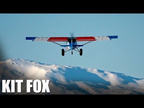 From Drones to Bush Pilot – My KitFox
