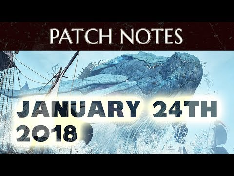 Patch Notes Weekly | January 24th 2018 | BDO Black Desert Online | Rinku Talks
