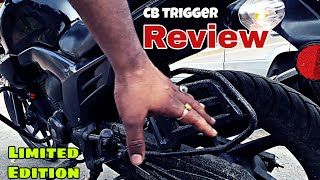Honda CB Trigger (Limited Edition) || Review..