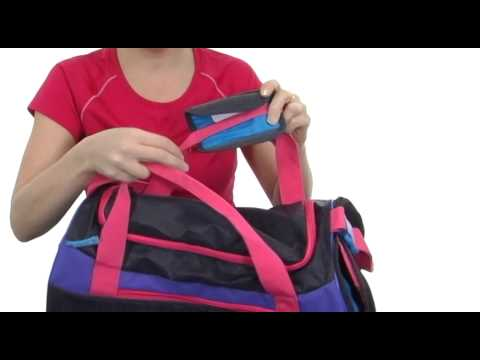 ca7bb7be68 adidas Squad II Duffel SKU  8260816 - YouTube