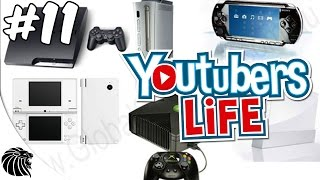 YOUTUBERS LIFE - TODOS OS CONSOLES #11