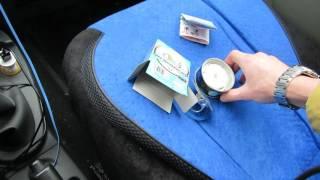 Обзор ароматизатора для авто Eikosha