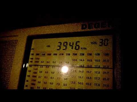 3945 kHz Radio Nikkei 2 (JOZ5)
