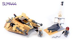 Lego Star Wars 75204 Sandspeeder Review | Обзор на ЛЕГО Звёздные Войны Песчаный Спидер