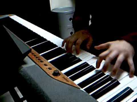 YOSHIKI feat. HYDE - Red Swan (Piano cover)