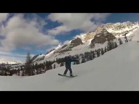 40 MINUTES OF SNOWBOARDING VIDEOS SET TO DIPLO REMIXES