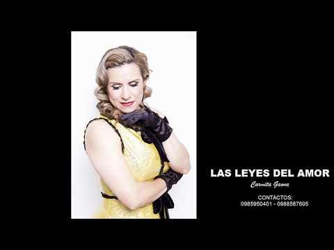 Carmita Gaona - Las Leyes Del Amor (Audio)