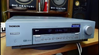 Thomson DPL560HT Home Theatre Audio Video Receiver - Home Cinema Amplifier