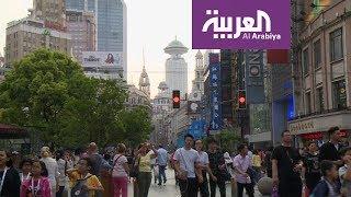 شارع نانجينغ من أكثر الشوارع ازدحاما للتسوق في العالم
