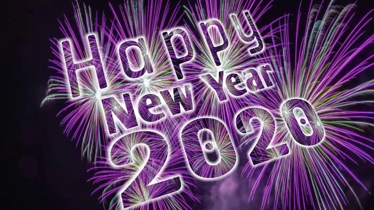 Happy New Year 2020 Video Greetings And Wishes For Loved
