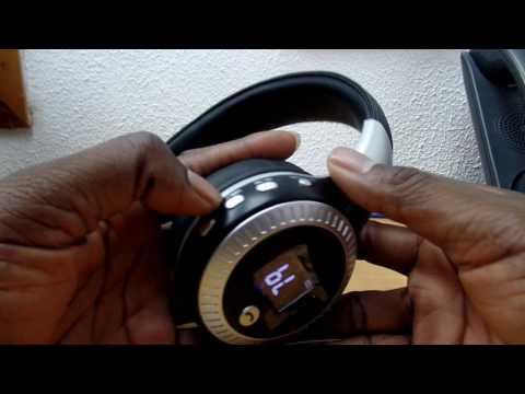 Zealot B19 ELEGIANT Wireless Bluetooth Over ear Headphones