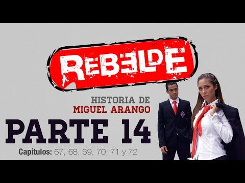 Rebelde: Historia Miguel Arango - Parte 14 (Temporada 1)