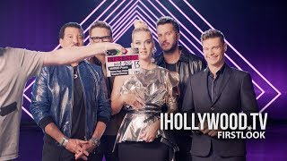 American Idol Season 3 (ABC) Katy Perry, Luke Bryan & Lionel Richie | FIRSTLOOK