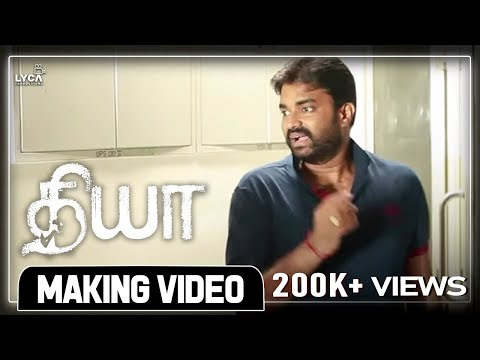 Making Of DIYA | Vijay | Sai Pallavi | Naga Shaurya | Sam C S | Lyca Productions