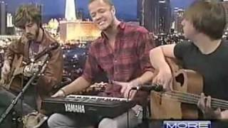 1/25/10 Imagine Dragons plays acoustic on FOX news