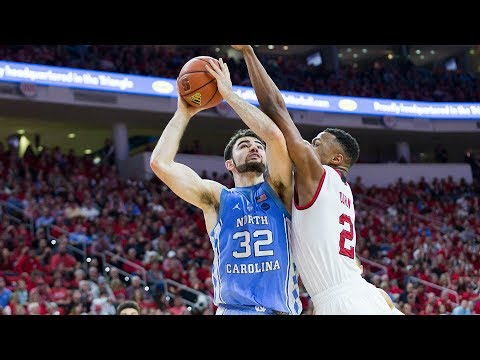 UNC Men's Basketball: Maye Lead Heels Past Wolfpack, 96-89