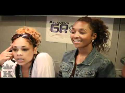 Rozonda Chilli Thomas and Tionne Tboz Watkins Talk about Rihanna