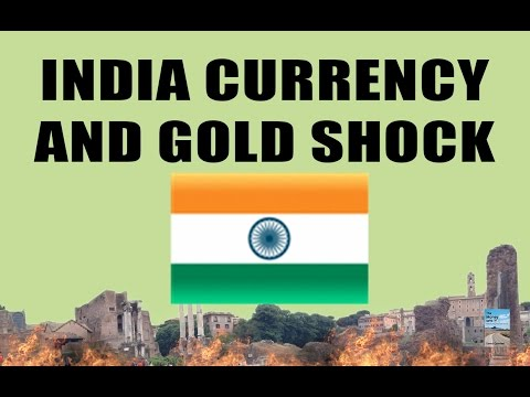 India Chaos as Currency and Gold RAIDS Happening RIGHT NOW!