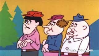 The BIGGEST THREE STOOGES CARTOON COMPILATION: Larry, Moe and Curly (HD 1080p)