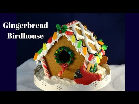 Gingerbread Birdhouse - With Yoyomax12