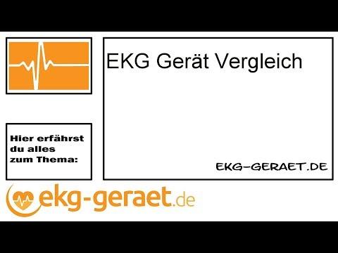EKG Gerät Vergleich