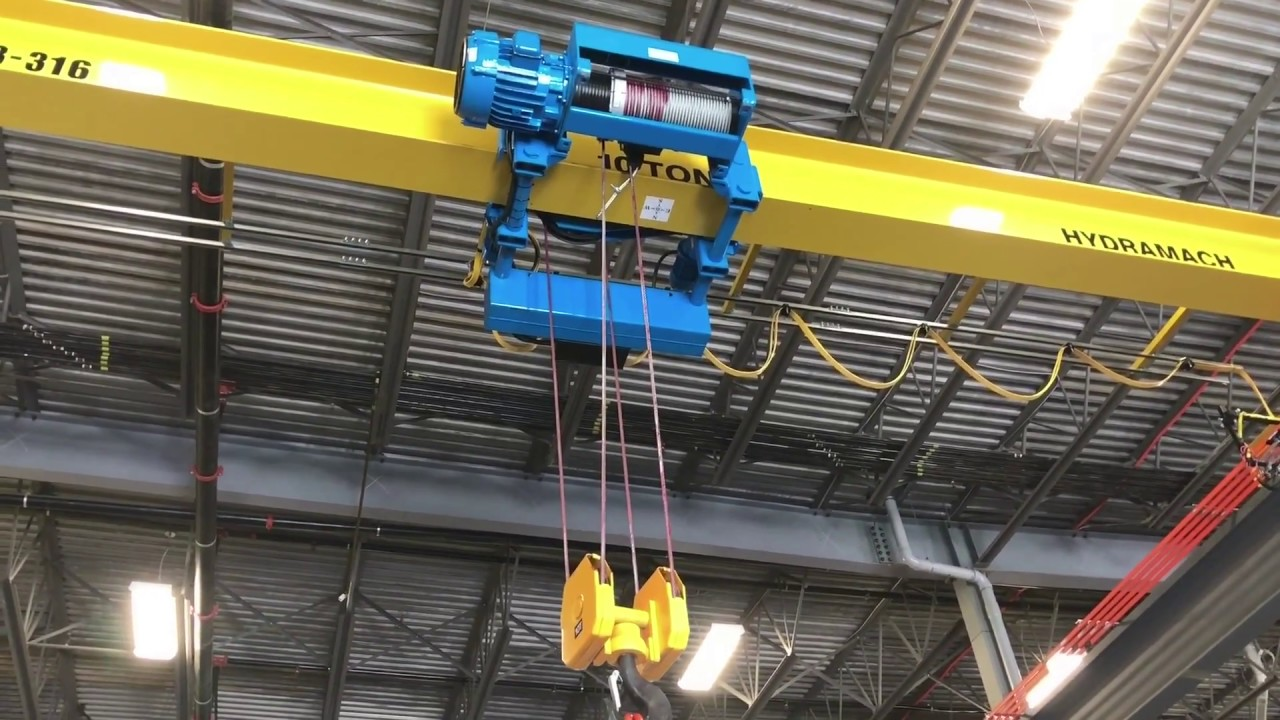 Hydramach Overhead Crane Inc | LinkedIn