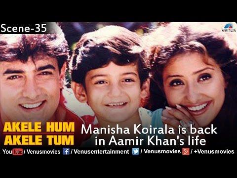 Manisha Koirala is Back in Aamir Khan's...