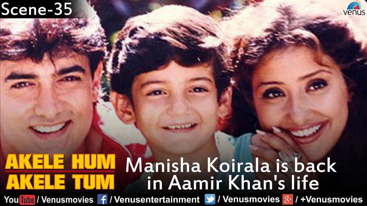 Manisha Koirala is Bac...