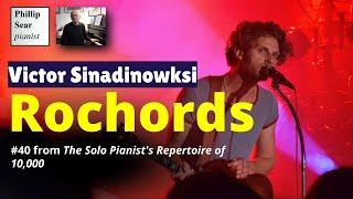 Victor Sinadinoski: Rochords