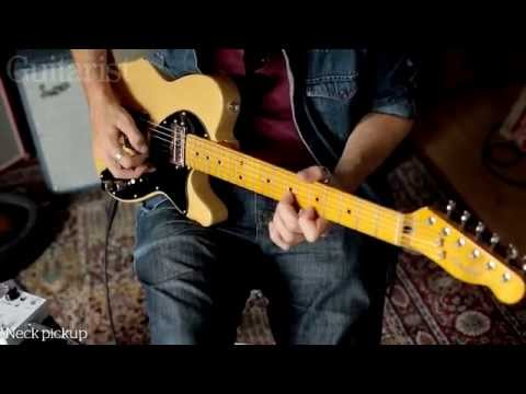Fender Modern Player Short Scale Stratocaster & Telecaster electric guitar review demo