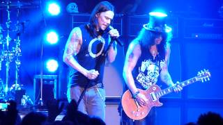 "Slash - ""Gotten"" Live Prague, Czech Republic 11/02/2013"