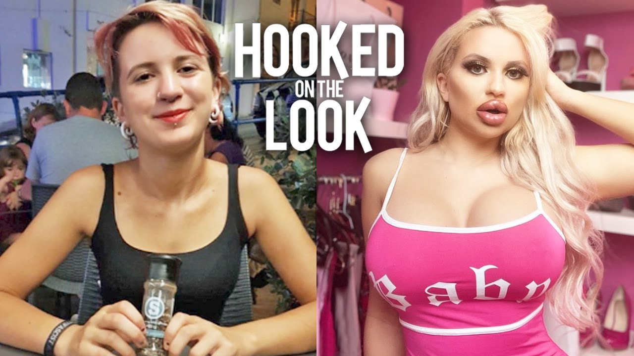 I'm 20 - And I Love My Bimbo Transformation | HOOKED ON THE LOOK