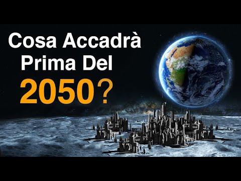 Questi Sono gli Eventi Che Accadranno Prima del 2050