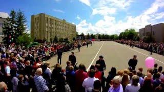 Парад 9 мая  Буденновск 2016