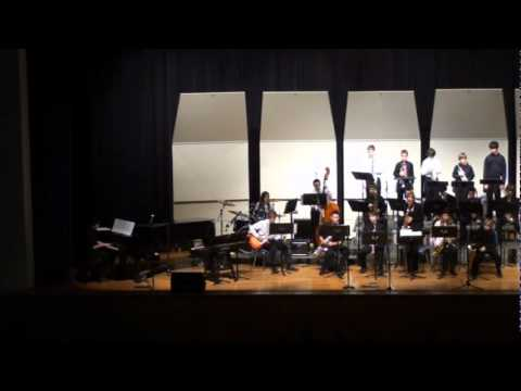 Don't Get Sassy (2012 NC Central Middle School Jazz Band)