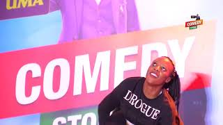 Alex Muhangi Comedy Store Dec 2018 - Dynamic Gals