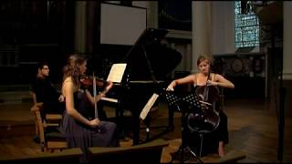 E. Grieg - Peer Gynt Suite No. 1 (piano trio)