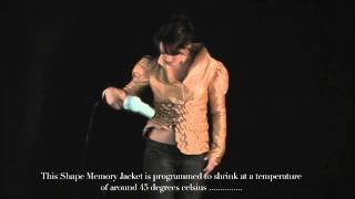 Shape Memory Textile Jacket