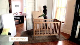 Gro Furniture Crib Assembly Video