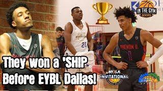 They Won a 'SHIP Before EYBL Dallas! Phenom University 17U Highlights