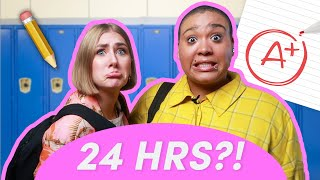 We Followed A High School Schedule For 24 Hours