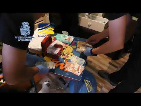 La Policía desarticula en Ceuta una red de tráfico de drogas e inmigrantes