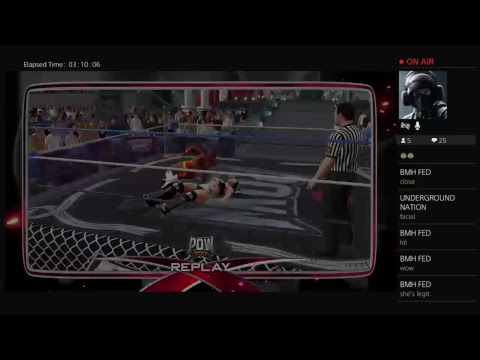 P.O.W (Power Of Wrestling)