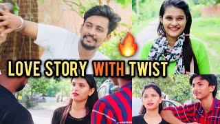 True Love Story | Unexpected Twist | Funny Video | YouthTuber | Advya Kumar | Kshitiz Tewari