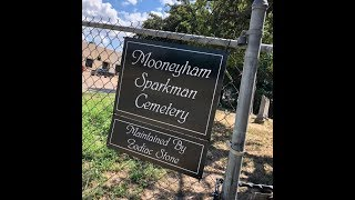 Haunted AF & the Mooneyham Sparkman Cemetery