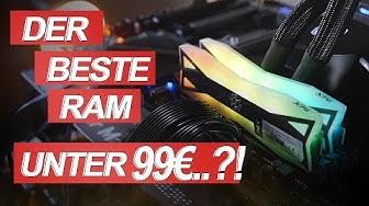 Der BESTE RAM für UNTER 99 EURO?! -- ADATA XPG Spectrix D60G