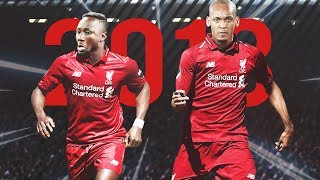 Fabinho & Naby Keita - Liverpool
