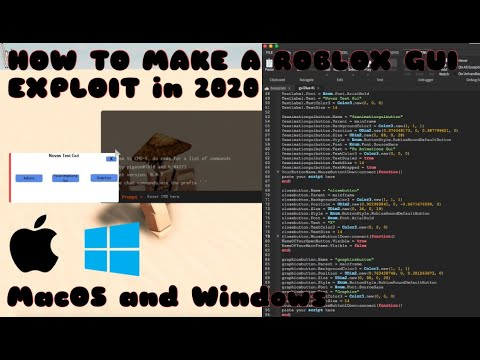 Exploits For Roblox Mac 2020