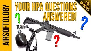Your Airsoft HPA Questions Answered! Plus: A HUGE Giveaway! | Airsoftology Q&A